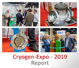 Report on Cryogen-Expo. Industrial Gases - 2013: post-resease, photos, exhibitors feedback